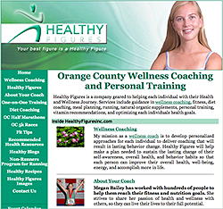 Orange County Personal Trainer and Wellness Coach Megan Bailey
