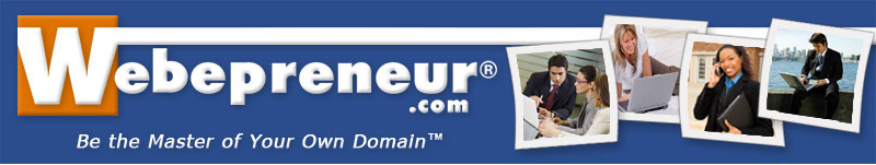 Webepreneur | The Do-It-Yourself Website System for Small Business Owners and Internet Entrepreneurs