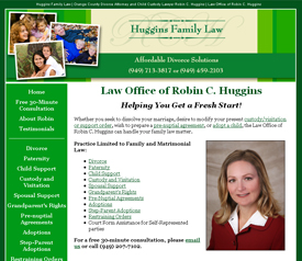 Huggins Family Law