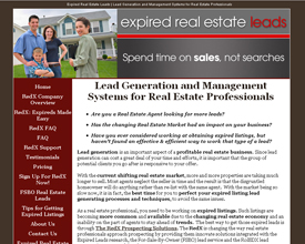 Expired Real Estate Leads
