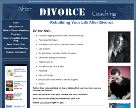 After Divorce Coaching