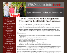 FSBO Real Estate Leads